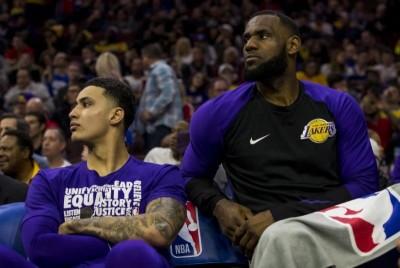 NBA》不怕旁人說閒話 庫茲馬:很享受巨星旁的鎂光燈