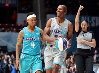 NBA》名人賽寶刀未老 「雷槍」艾倫砍24分外帶四分彈(影音)