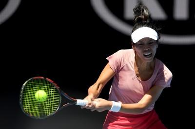 網球》謝淑薇扳倒第10種子勁敵 杜拜女單開胡晉32強