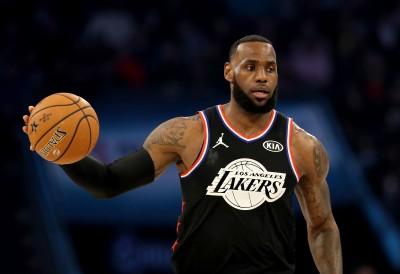 NBA》誓言把湖人帶進季後賽 詹皇將開啟「全力詹」模式