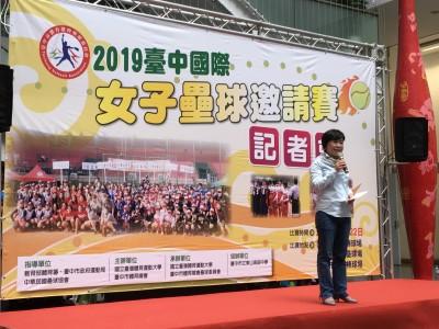 壘球》台中國際女壘邀請賽6年有成 美、日、韓齊聚較勁