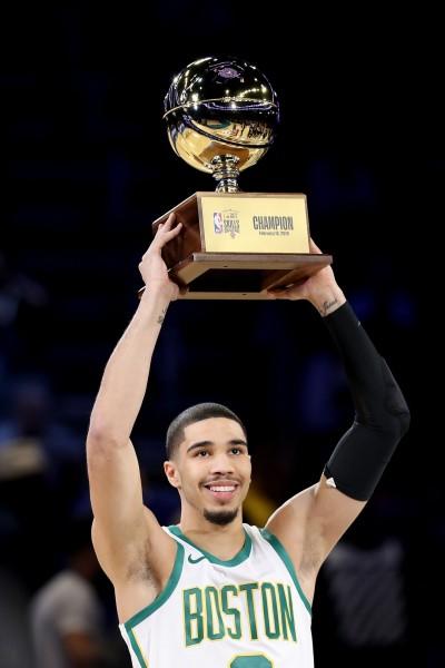 NBA》澄清並非「不介意」被交易 塔圖姆希望終生綠血人