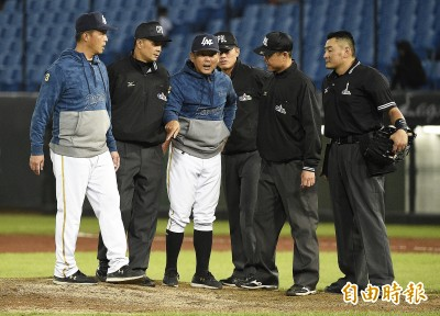 棒球》中職修定規則 增加挑戰判決機會