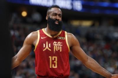 NBA》哈登打法挨批 美媒爆:火箭隊友不喜歡他