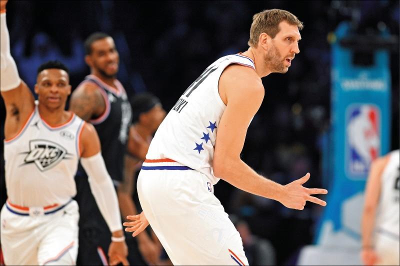 三分球刷新紀錄 NBA、SBL明星賽有志一同
