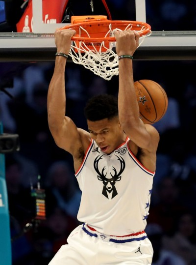 NBA》「字母哥」有意參加灌籃大賽 爵士米契爾下戰帖