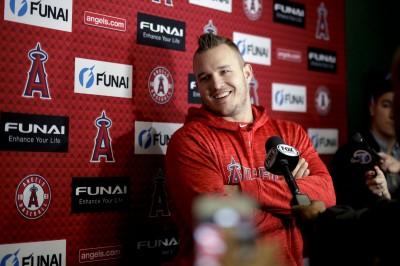 MLB》離開天使? 楚奧特再被記者追問