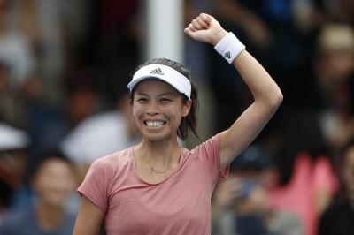 網球》謝淑薇再挫手下敗將 2連勝晉杜拜女單16強