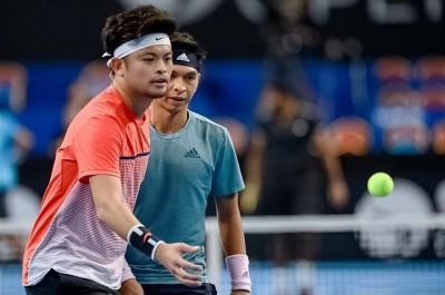 網球》女友驟逝謝政鵬銜哀出擊 法國網賽雙打挺進8強