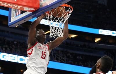 NBA》火箭下半季滿血回歸 三星齊抗宇宙勇