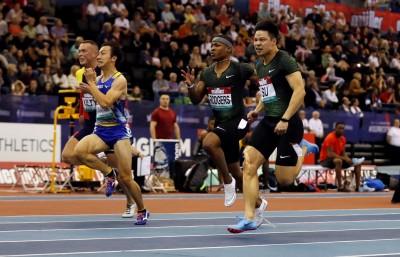 田徑》「中國飛人」狂!連3站室內賽奪金、2成績今年世界前二