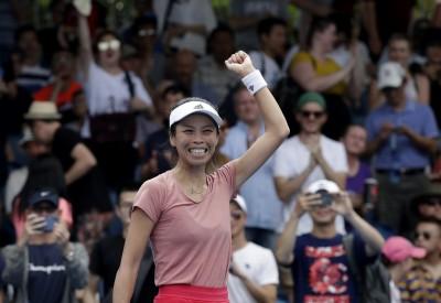 網球》謝淑薇今晚再度單、雙打二連戰 力抗重砲型捷克前球后