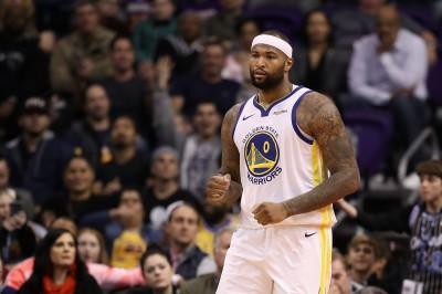 NBA》勇士備戰季後賽 卡森斯將解禁