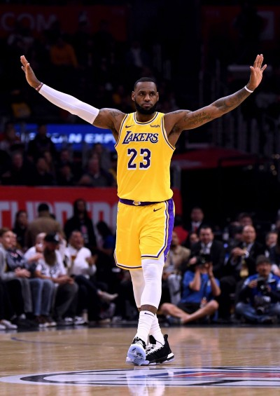 NBA》季後賽卡位在即 詹姆斯:我已啟動季後賽模式