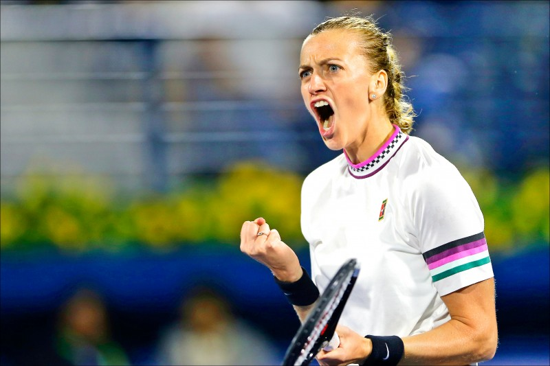 杜拜女網賽》「巨人殺手」止步4強 仍寫台將「薇」武史