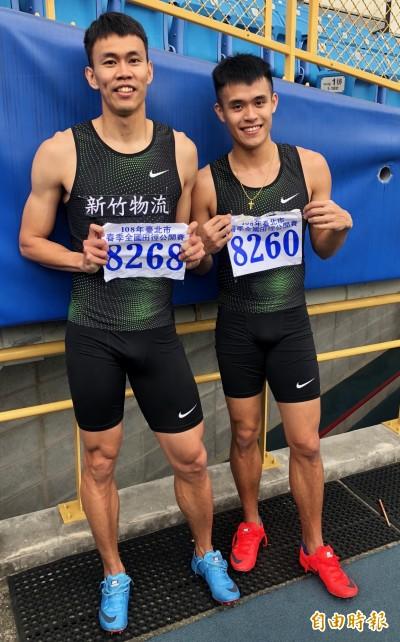 田徑》「台灣欄神」陳奎儒雪梨經典賽奪銀 楊尉廷列第四
