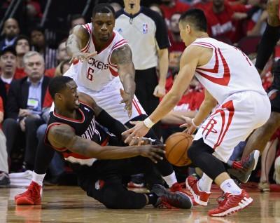 NBA》簽下10天短約 火箭補進林書豪前隊友