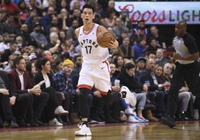 NBA Live》林書豪11分2助攻2籃板 暴龍主場退馬刺