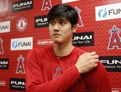 MLB》術後首度練打 大谷翔平瞄準5月歸隊