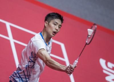 羽球》周天成逆轉香港選手 德國公開賽闖進八強、拚三連霸