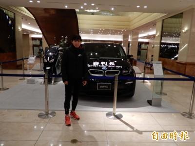東京馬》曹純玉女子馬拉松破全國 達標世錦賽