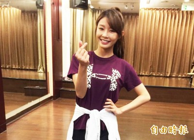 中職》LamiGirls開訓  新同學Yuri甜美亮相
