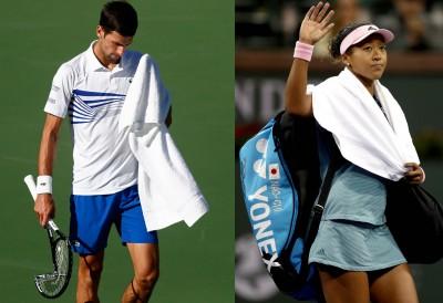 網球》印地安泉大爆冷 球王喬科維奇、球后大坂直美都遭淘汰