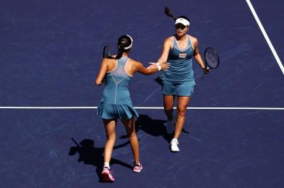 網球》詹家姐妹遭頭號種子逆轉 無緣印地安泉決賽