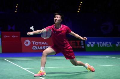 羽球》對戰成池鉉8連勝 陳雨菲晉瑞士公開賽冠軍戰