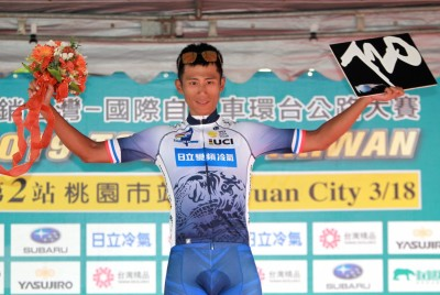 自由車》最後判斷失誤超可惜 馮俊凱仍首披亞洲第一藍衫