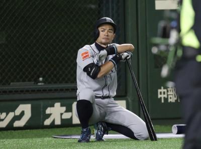 MLB海外賽》守備有美技 鈴木一朗連續2天3打數無安打