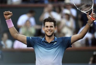 網球》提姆逆轉擊敗費爸 印地安泉男單奪冠創紀錄