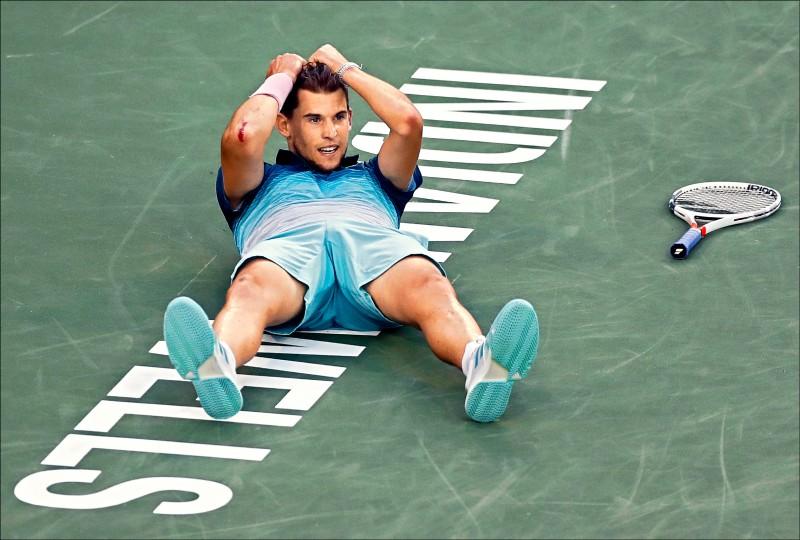 印地安泉網賽》「像拿大滿貫冠軍」提姆逆轉費爸登基