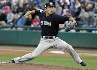 MLB》田中將大準備好了 5局飆7K率洋基獲勝