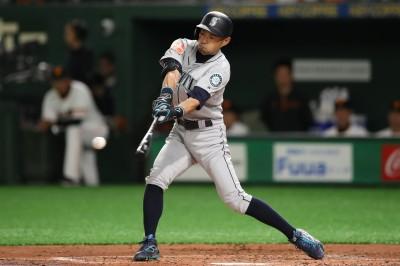 MLB》鈴木一朗扛開幕戰先發外野 成大聯盟史上第二老