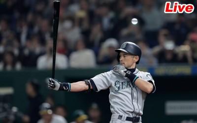 MLB海外戰Live》鈴木一朗感動退場 水手9:7擊敗運動家
