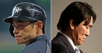 MLB》和一朗不合? 松井秀喜說明白
