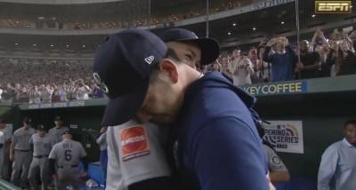 MLB》菊池雄星見偶像退休大哭 鈴木一朗跟他說加油
