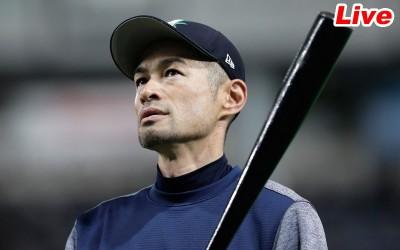 MLB Live》鈴木一朗最終戰 水手12局5:4擊敗運動家