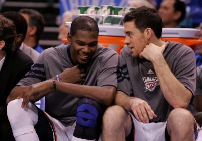 NBA》雷霆退休球衣第一人!柯利森卻為KD抱不平