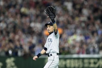 MLB》鈴木一朗曾帶傷來台 為921賑災上場獻技
