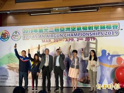 射擊》空氣射擊亞錦賽首度在台舉行 「證件妹」吳佳穎領銜搶金