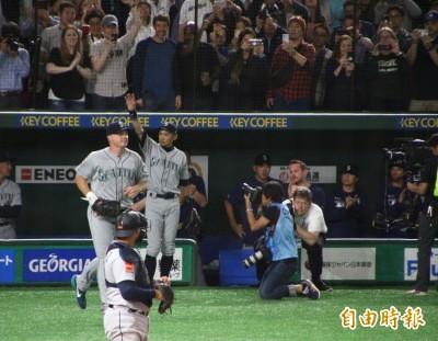 MLB》直擊一朗退休戰 球迷哭了