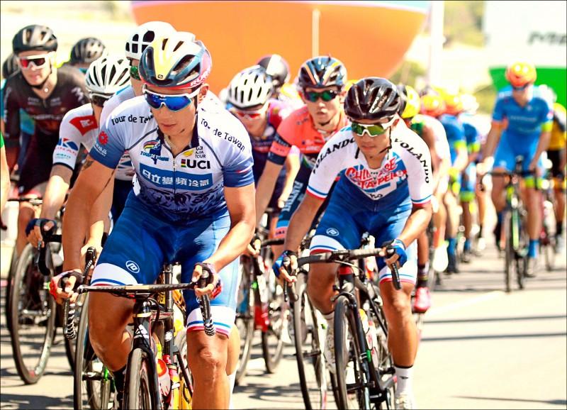環台賽》1秒之憾封關 馮俊凱讓出藍衫