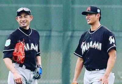 MLB》一朗記者會點名 陳偉殷回應了!
