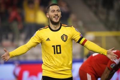 足球》阿札爾表現神勇 比利時擊敗俄羅斯