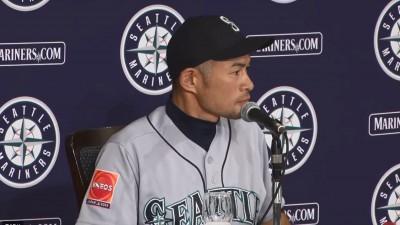 MLB》台灣媒體提問 一朗反應引日本球迷熱議(影音)