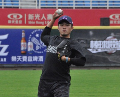 中職》賴智垣進猿隊開季一軍名單 感謝教練給機會