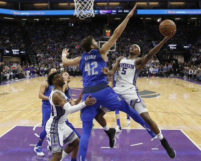 NBA》希爾德3分砲火猛 助國王馴服獨行俠