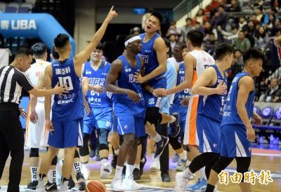 UBA》健行連3年晉級總冠軍戰 明拚隊史第2冠